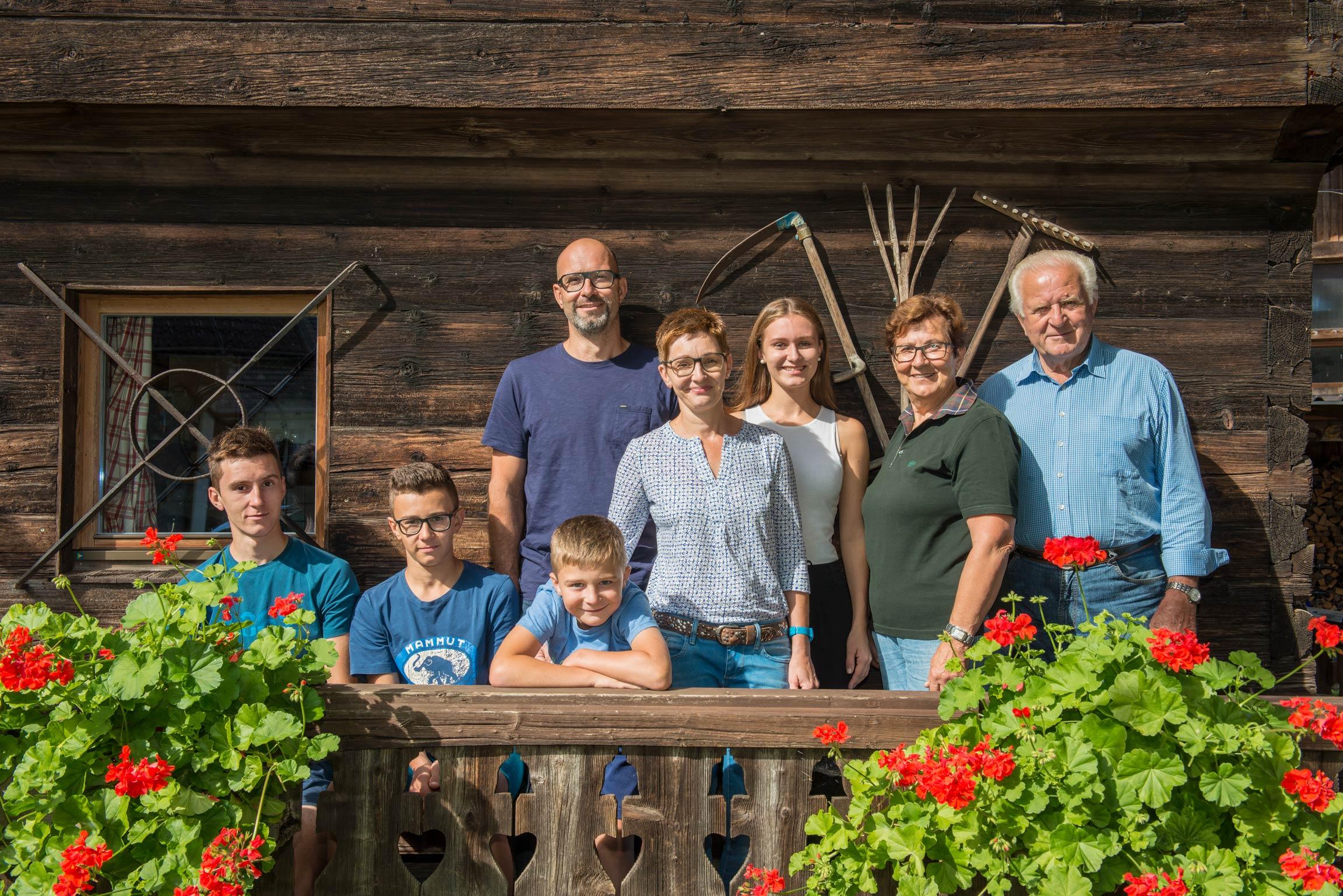 Familie Schabus
